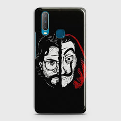 VIVO Y15 MONEY HEIST PROFESSOR Case