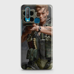 VIVO Y15 Ultimate John Matrix Case