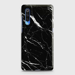 XIAOMI MI 9 Trendy Black Marble Case