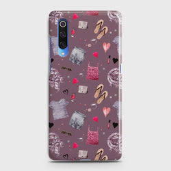 XIAOMI MI 9 Casual Summer Fashion Design Case