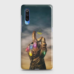 XIAOMI MI 9 Thanos Snap Marvel Avengers Superhero Case