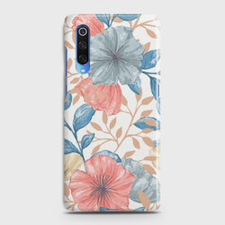 XIAOMI MI 9 Seamless Flower Case