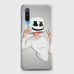 XIAOMI MI 9 Marshmello Face Case