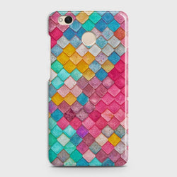XIAOMI REDMI 4/4X Colorful Mermaid Scales Case