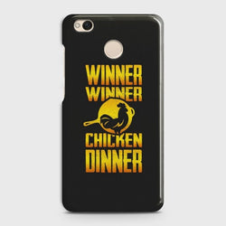 REDMI 4X PUBG Chicken Dinner Case