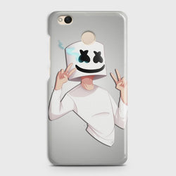 XIAOMI REDMI 4/4X Marshmello Face Case