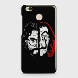 XIAOMI REDMI 4/4X MONEY HEIST PROFESSOR Case