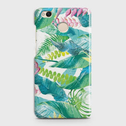 REDMI 4X Retro Palm Leaves Case