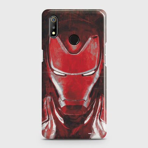REALME 3 PRO Iron Man Tony Stark Endgame Case
