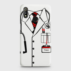 REALME 3 PRO Doctor Costumes Case
