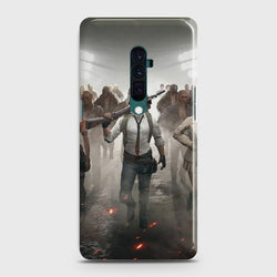 OPPO RENO 10x Zoom PUBG Unknown Players Customized Case
