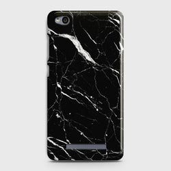 REDMI 4A Trendy Black Marble Case