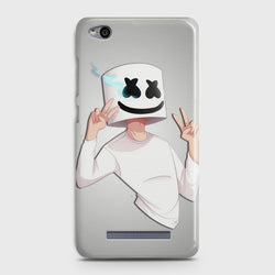 REDMI 4A Marshmello Face Case