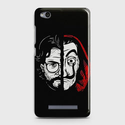 REDMI 4A MONEY HEIST PROFESSOR Case
