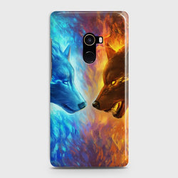 XIAOMI MI MIX 2 Calm and Angry Case