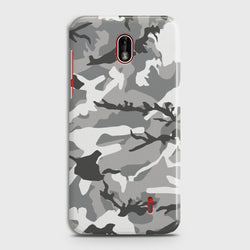 NOKIA 1 PLUS Camo Series v3 Customized Case