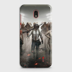 NOKIA 1 PLUS PUBG Unknown Players Customized Case