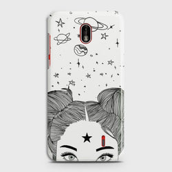 NOKIA 1 PLUS Space Girl Customized Case