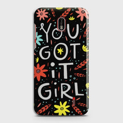 NOKIA 1 PLUS You Got It Customized Case