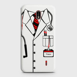 NOKIA 1 PLUS Doctor Costume Customized Case