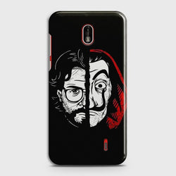 NOKIA 1 PLUS MONEY HEIST PROFESSOR Customized Case