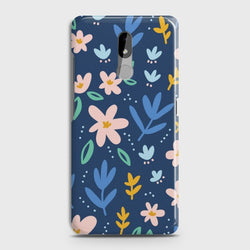 NOKIA 3.2 Colorful Flowers Customized Case
