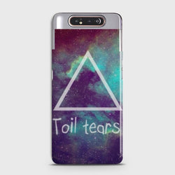 SAMSUNG GALAXY A80 Toil Tears Case