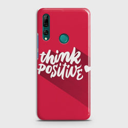 HUAWEI Y9 PRIME (2019) Think Positive Case