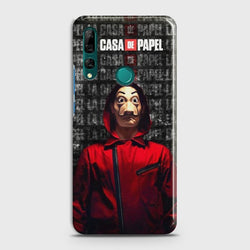 HUAWEI Y9 PRIME (2019) Money Heist Case