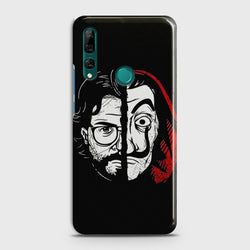 HUAWEI Y9 PRIME (2019) MONEY HEIST PROFESSOR Case