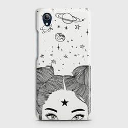 VIVO Y90 Space Girl Case