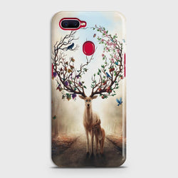 OPPO A5s Blessed Deer Case