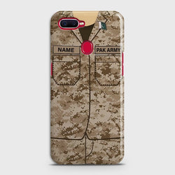 OPPO A5s Army Costume Case