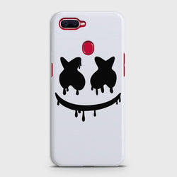 OPPO A5s Marshmello Face Case