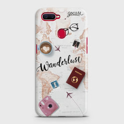 OPPO A5s World Journey Case