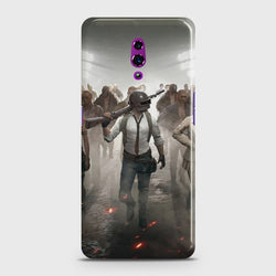 OPPO RENO PUBG Unknown Players Customized Case