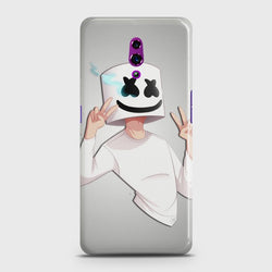 OPPO RENO Marshmello Face Customized Case