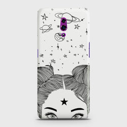 OPPO RENO Space Girl Customized Case