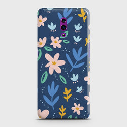 OPPO RENO Colorful Flowers Customized Case