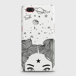 OPPO REALME C2 Space Girls Case