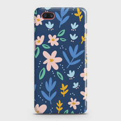 OPPO REALME C2 Colorful Flowers Case