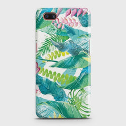OPPO REALME C2 Retro Palm Leaves Case