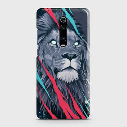 Xiaomi Redmi K20 Abstract Animated Lion Customized Case