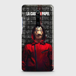 Xiaomi Redmi K20 Money Heist Customized Case
