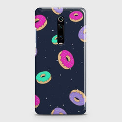 Xiaomi Redmi K20 Colorful Donuts Case