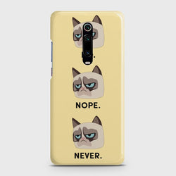 Xiaomi Redmi K20 No Never Nope Customized Case