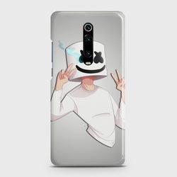 Xiaomi Redmi K20 Pro Marshmello Face Customized Case