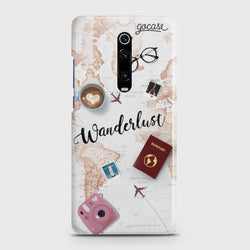 Xiaomi Redmi K20 Pro World Journey Customized Case
