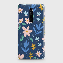 Xiaomi Redmi K20 Pro Colorful Flowers Customized Case