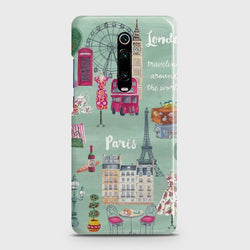 XIAOMI MI 9T London, Paris, New york Case